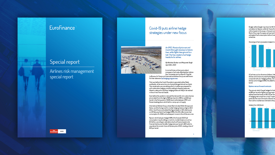 Special report: Airlines risk management