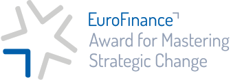 EuroFinance Award for Mastering Strategic Change